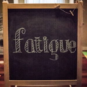 Fatigue sign